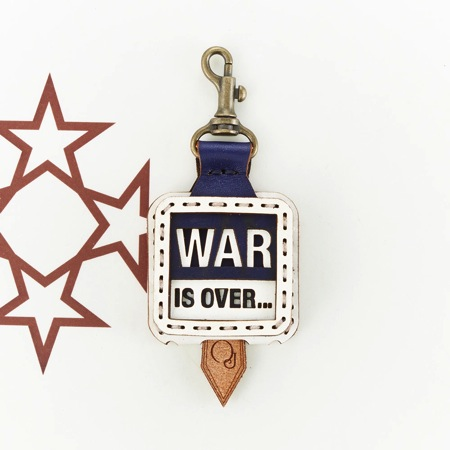 WAR IS OVER… KEYCAP