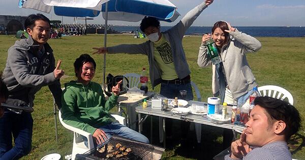 うみかぜ公園BBQ(レンタルショップ)