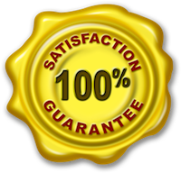 Satisfaction 100% Guarantee