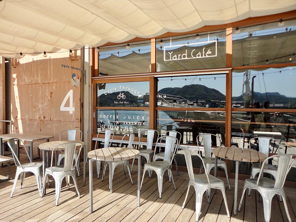 ヤードカフェ2