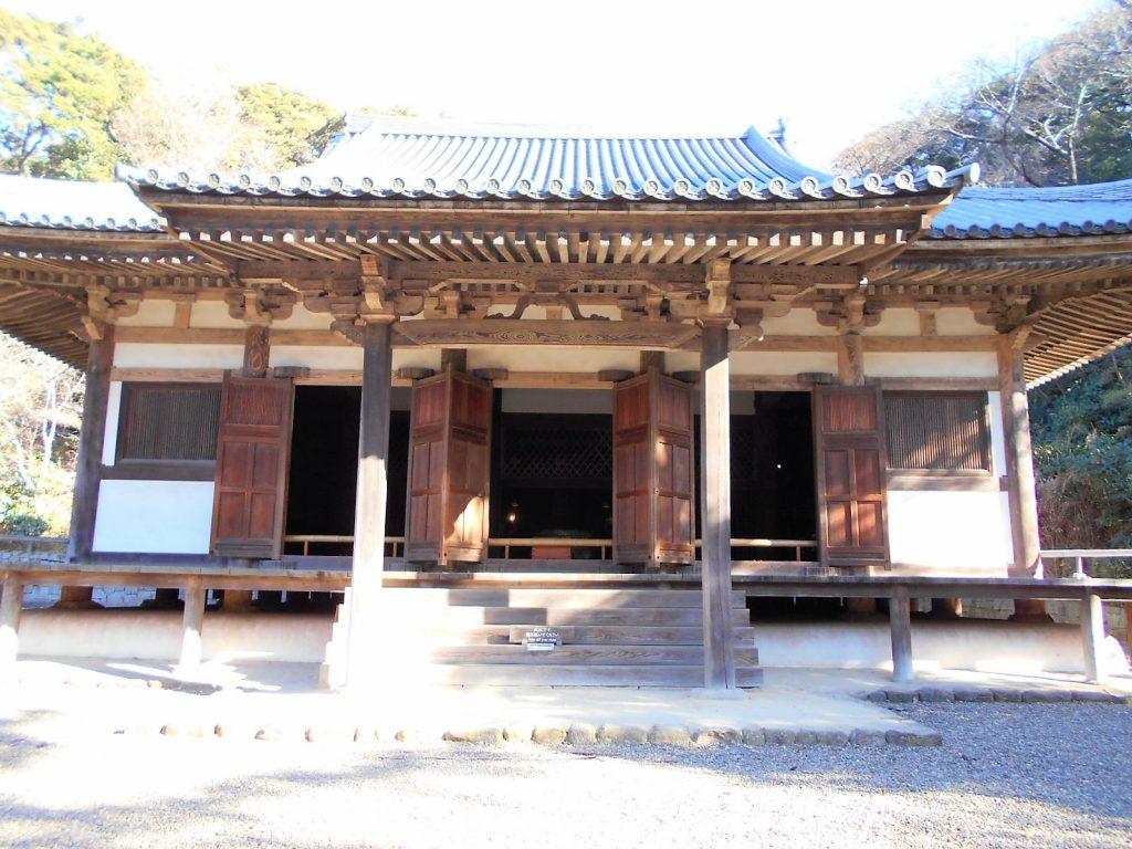旧燈明寺本堂