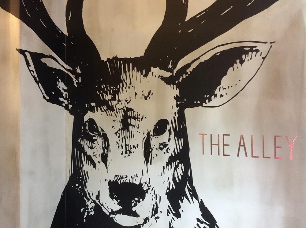 thealleyのシンボル