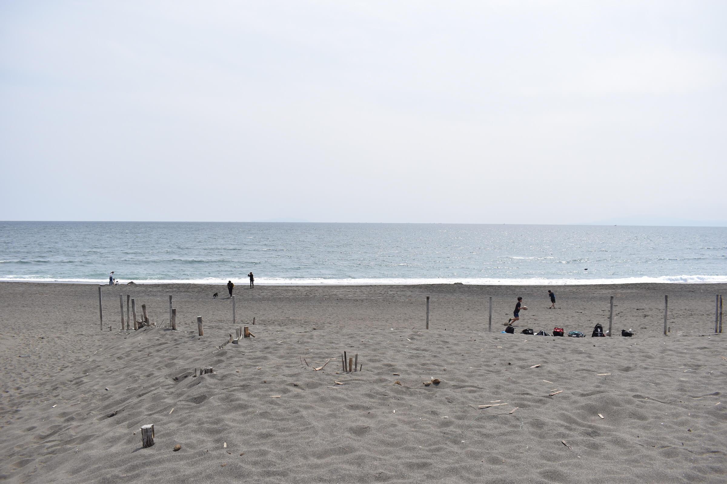 海浜 公園 辻堂