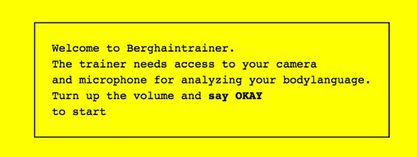 berghaintrainer