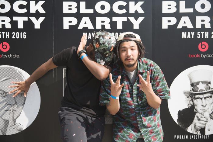 PUBLIC LABO BLOCK PARTY
