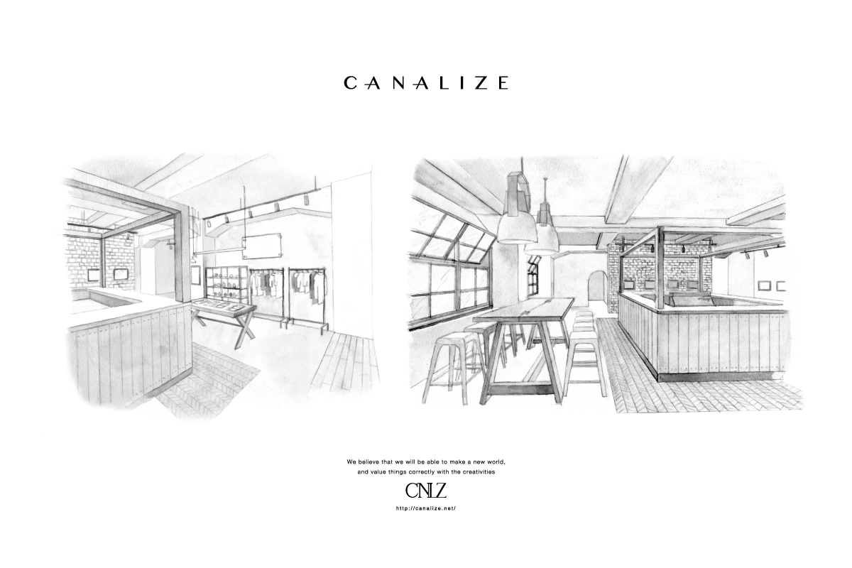 canalize