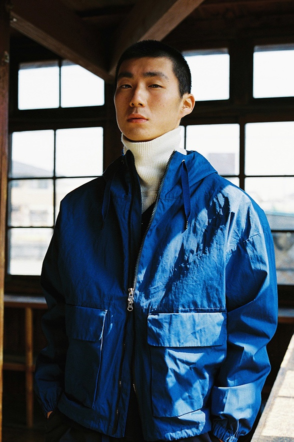 Rainy planet 2017 fall winter collection 6 original