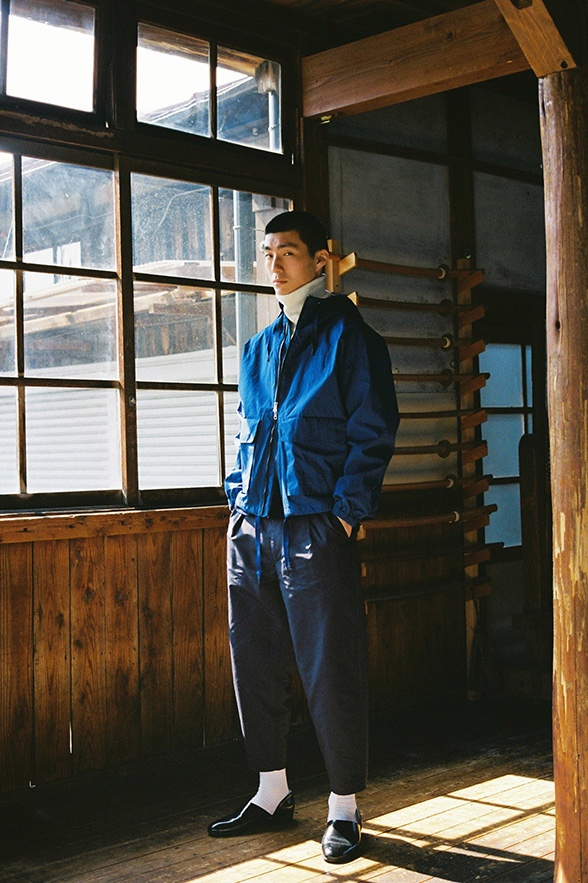 Rainy planet 2017 fall winter collection 14 original