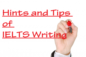 hints and tips of IELTS