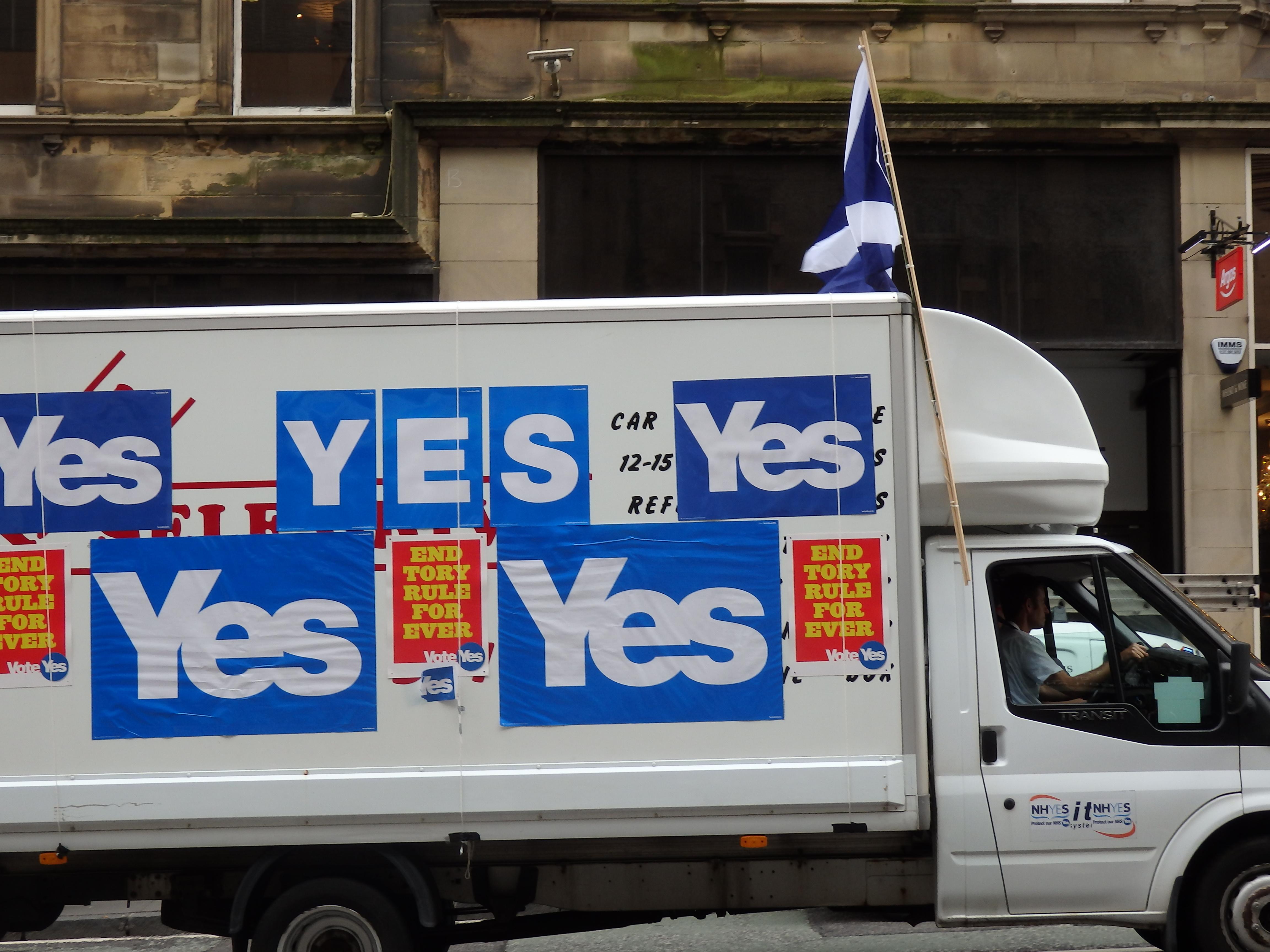 スコットランド独立