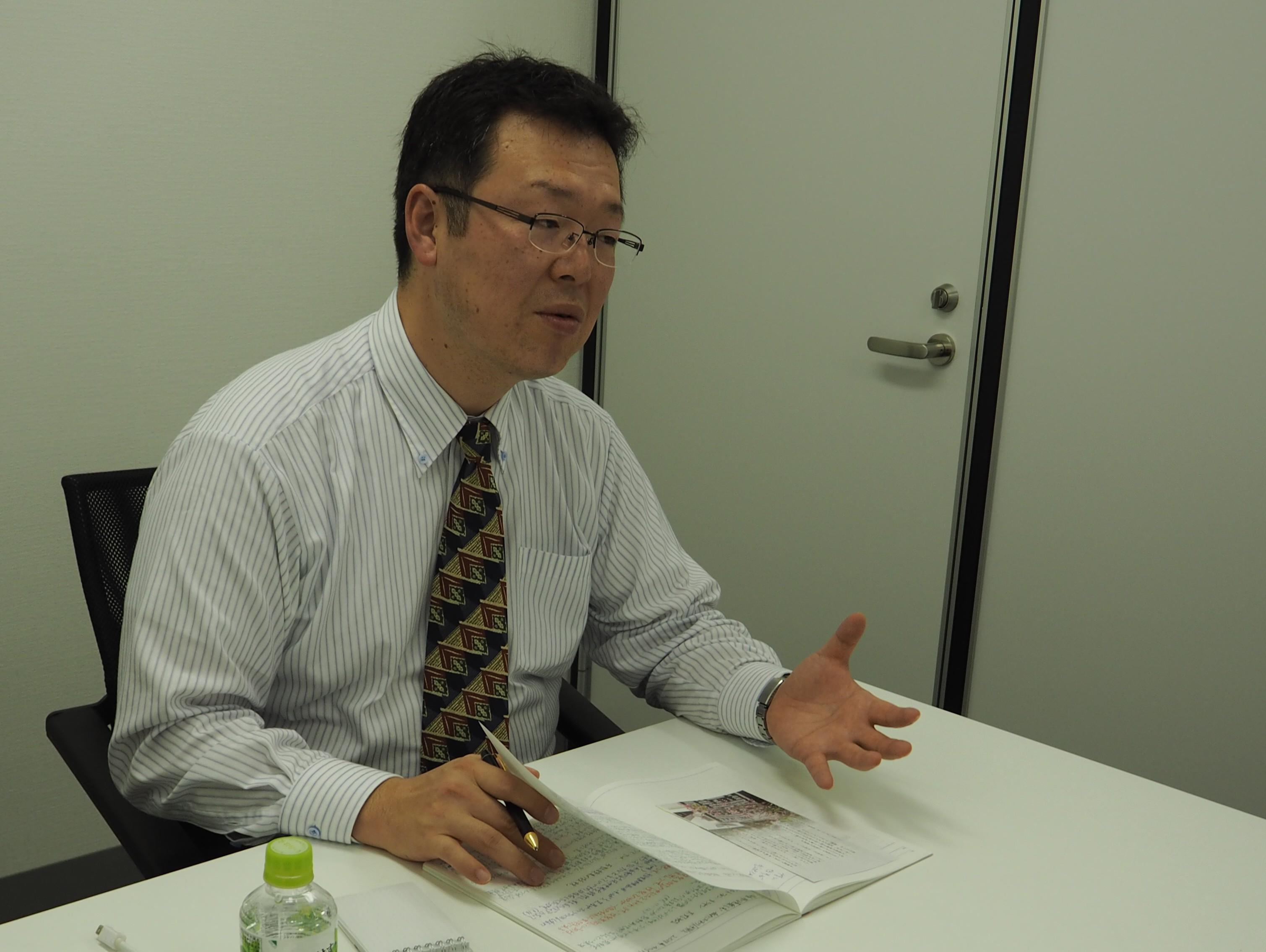 神田外語 柴原先生