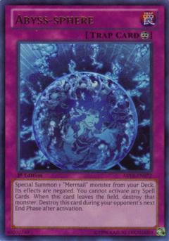 ABYR-EN072 Abyss-sphere 1st UTR