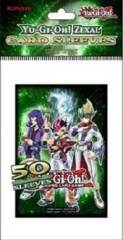 Yu-Gi-Oh! Zexal Card Sleeves  Sleeves
