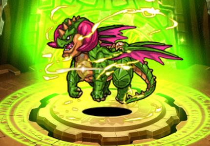 大地の守護竜ソニッド+