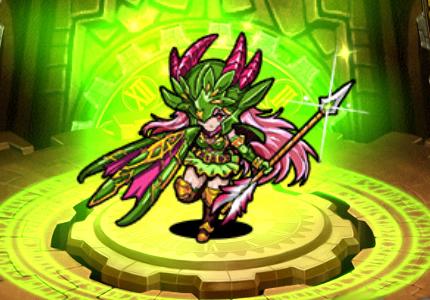木の竜騎士ロマリア+