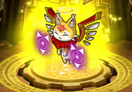 猫天使・にゃんダルフォン+