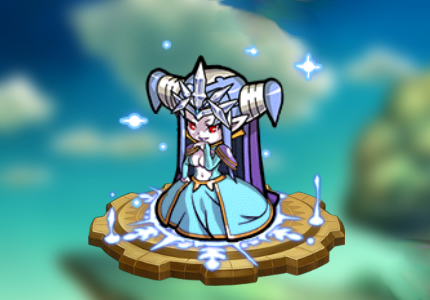 氷の女帝・カーミラ+
