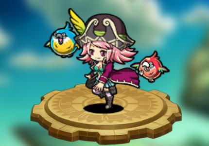 海賊モニカ+