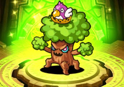 森の守護者トレント