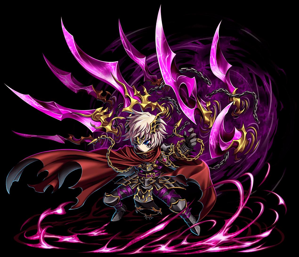 暗剋の幻闘師ゼファー