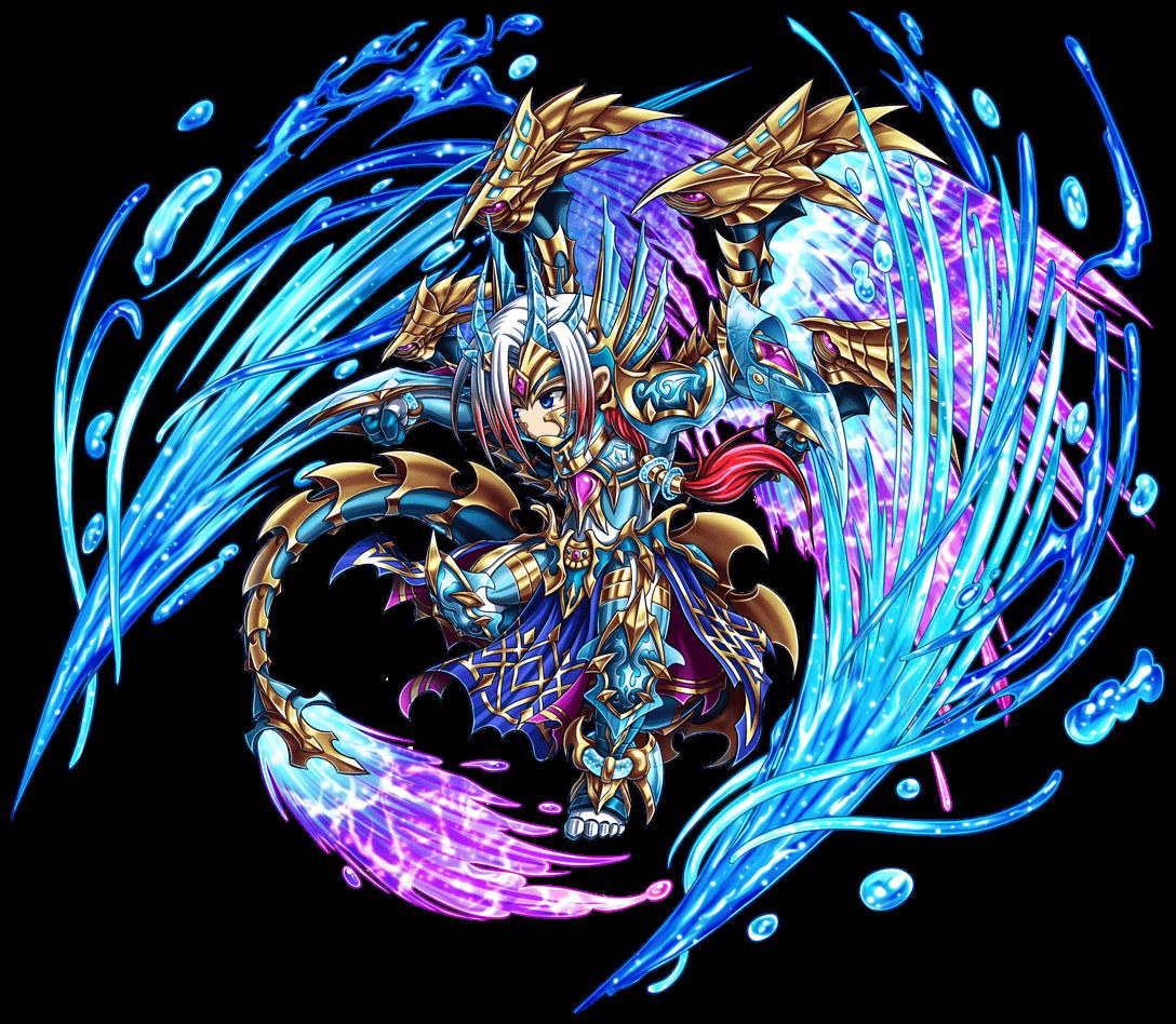 澪昂の雙翼神クラウス