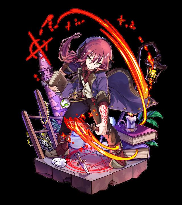 呪魔の朱学者クラフト