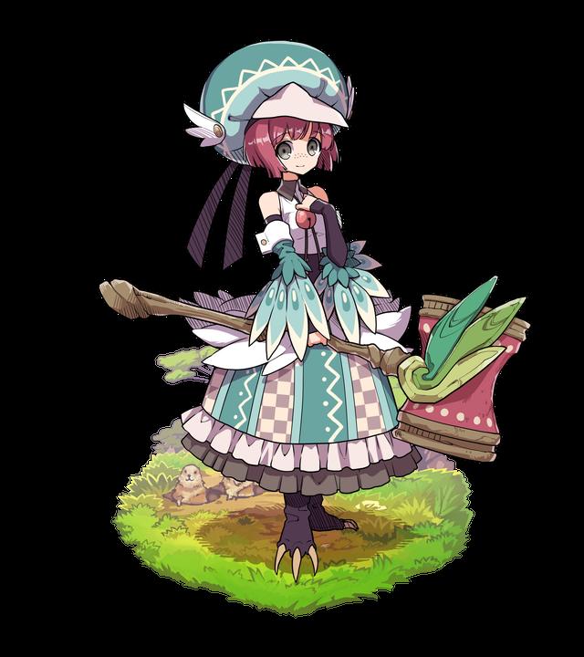 斑羽の槌士フォルナ