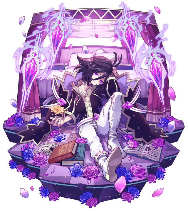 紫燐灰の誘惑アメシスト