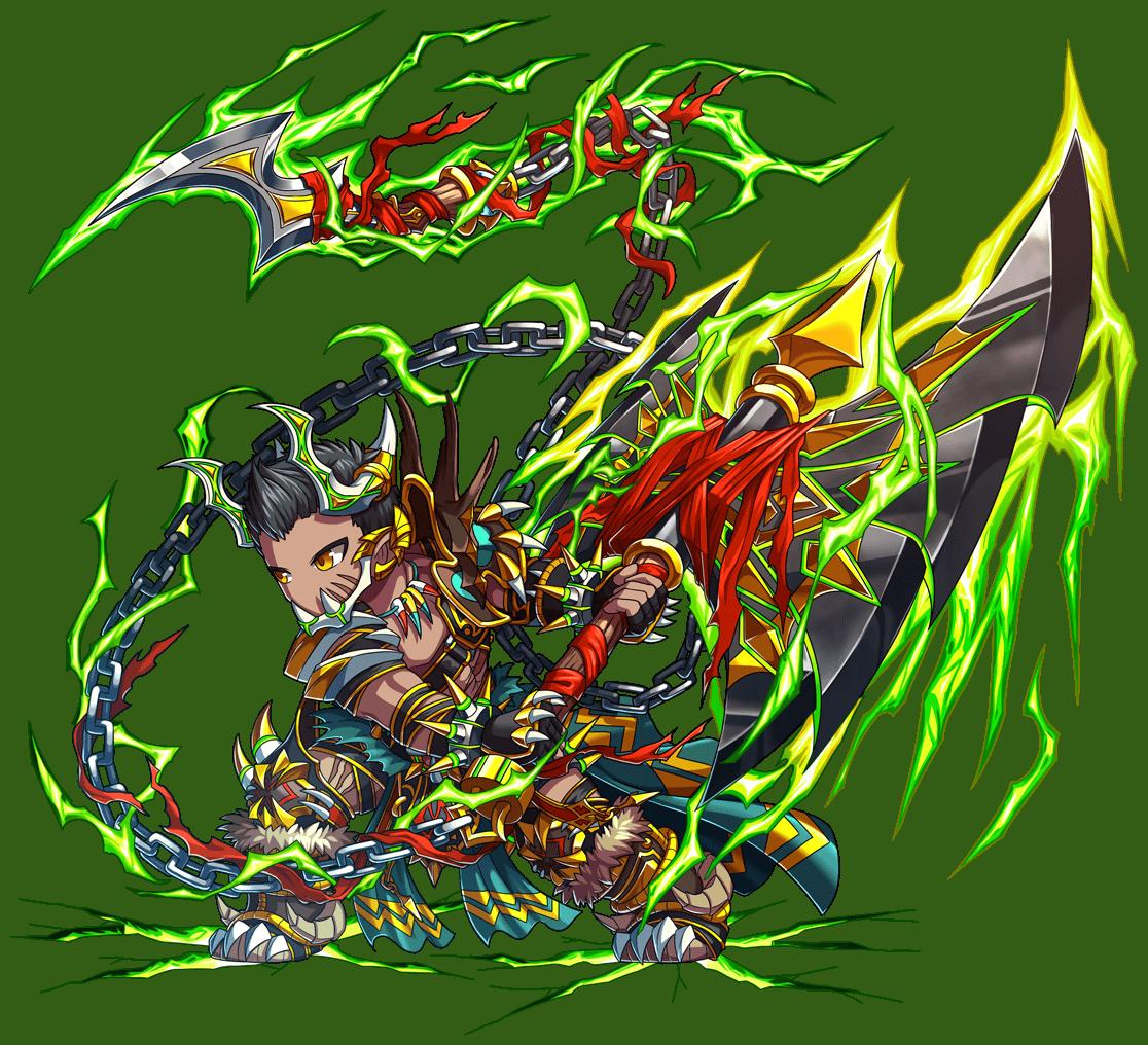 神壊の煉界帝ドゥーレ