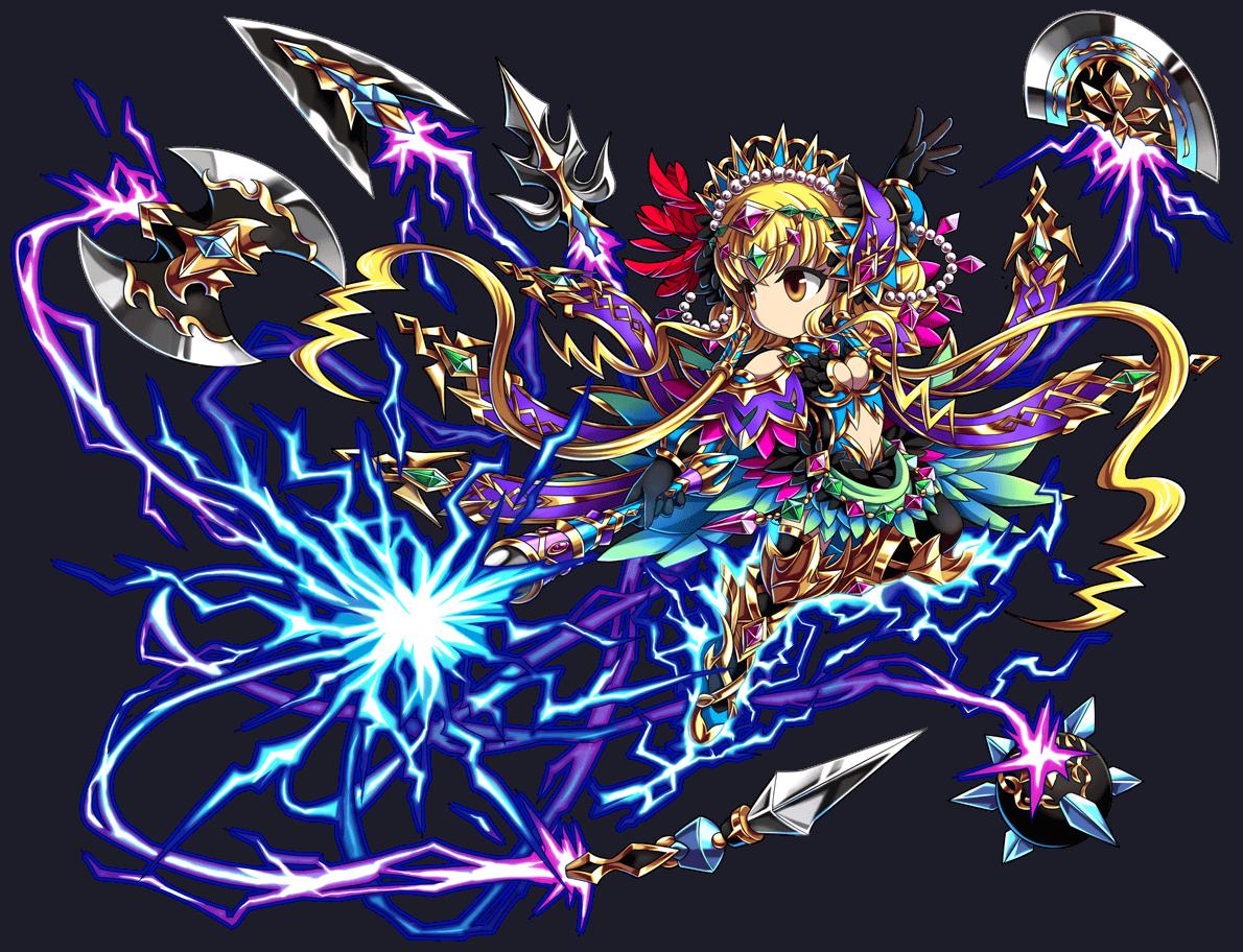 麗雷の遊神姫オルナ