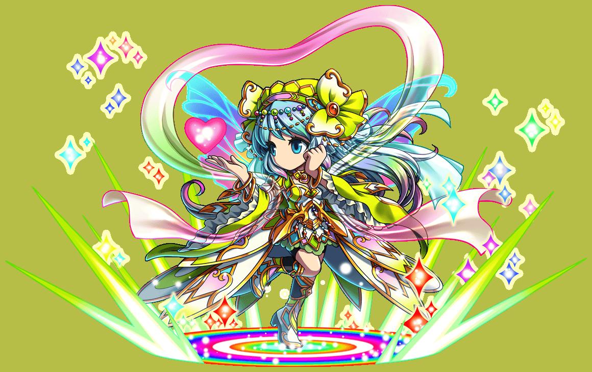聖封の女神ティリス