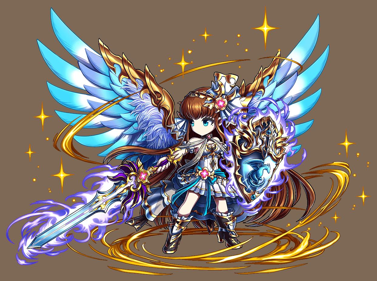 天翼の神竜装ララ