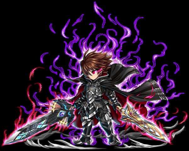 煉黒の騎士アーク