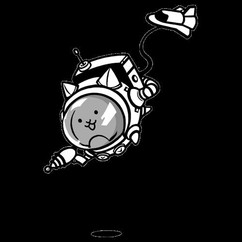 ネコと宇宙