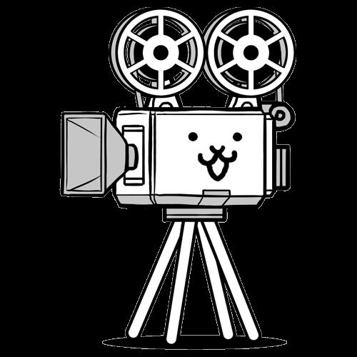 ネコ映写機