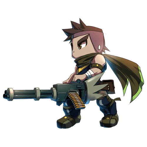 機銃師ダグラス