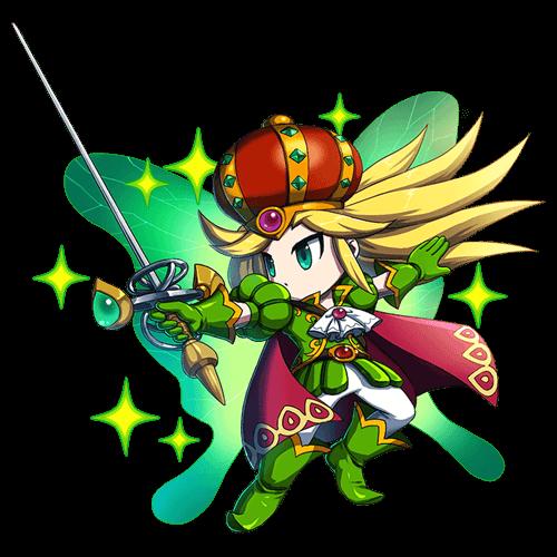 妖精の神レオール