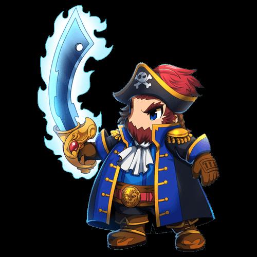海賊王ヴェリカ
