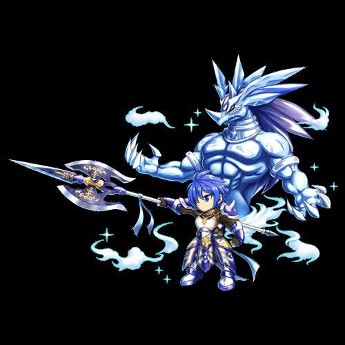 氷の勇神カル