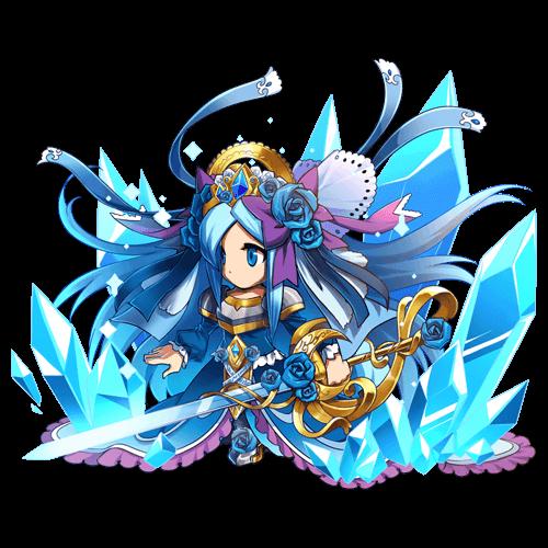 輝氷の女神セレナ