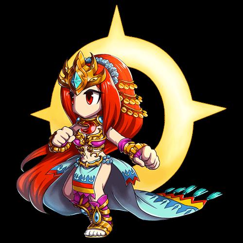 炎の女神フレア