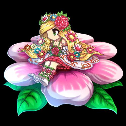 花の女神ポーラ