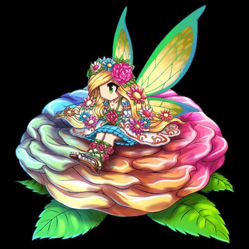麗花の女神ポーラ