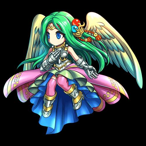 光の女神ソラ
