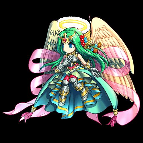 聖光の女神ソラ
