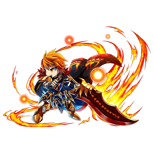 赤剣神ファルオン