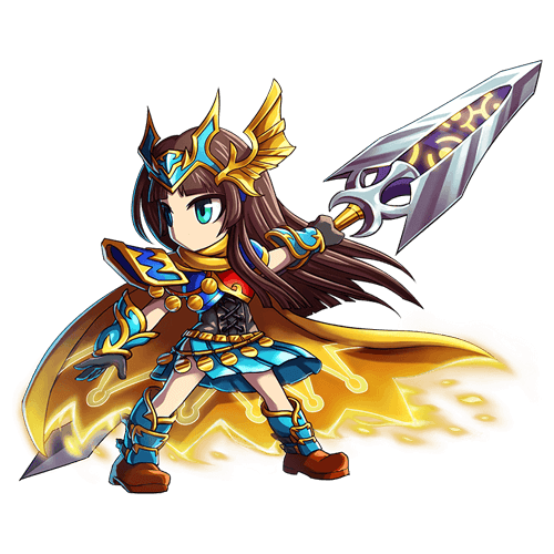 金騎士リーナ