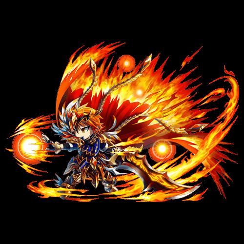 赤魔剣神ファルオン