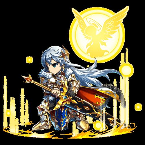 光の戦神アリュート