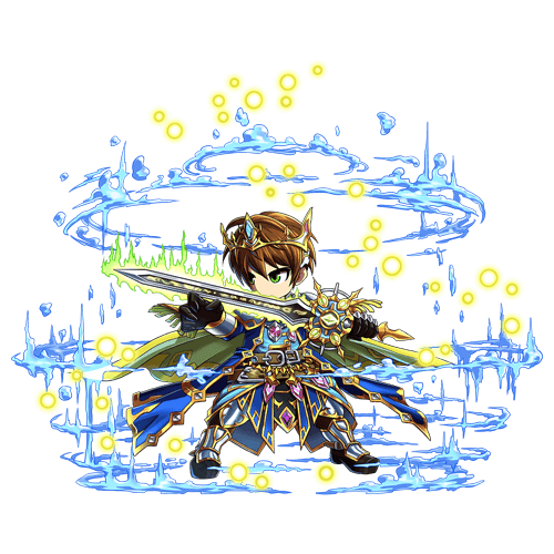 氷王神アリウス
